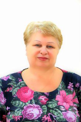 Тихонова ИринаГенриковна