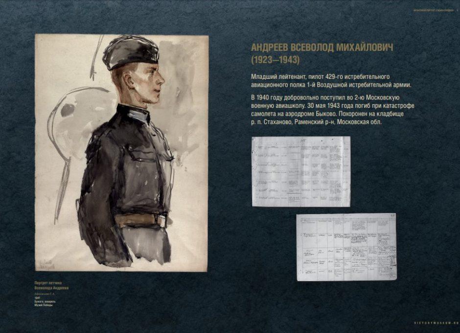 Мультимедийный выставочный проект Фронтовой портрет. Судьба солдата (5)